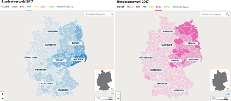 You Can Still See The Former Gdr Borderlooking At The inside East West Germany Border Map