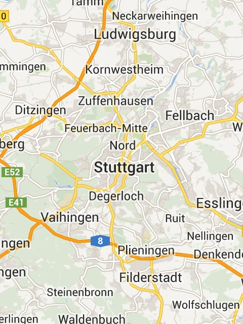 10 Must Do'S In Stuttgart, Germany | Stuttgart Germany throughout Maps Of Stuttgart Germany