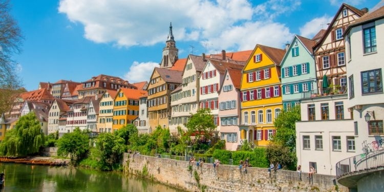 Accommodation In Stuttgart, Accommodation In Germany for Tourist Map Of Stuttgart Germany