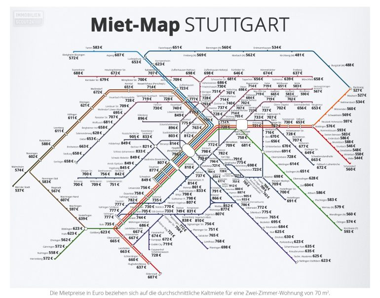 Moving To Stuttgart And Need Advice About Where To Live pertaining to Metro Map Stuttgart Germany