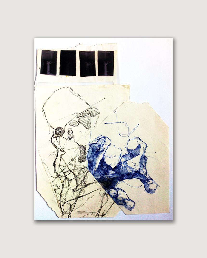 Benjamin Oliver Sketch 12