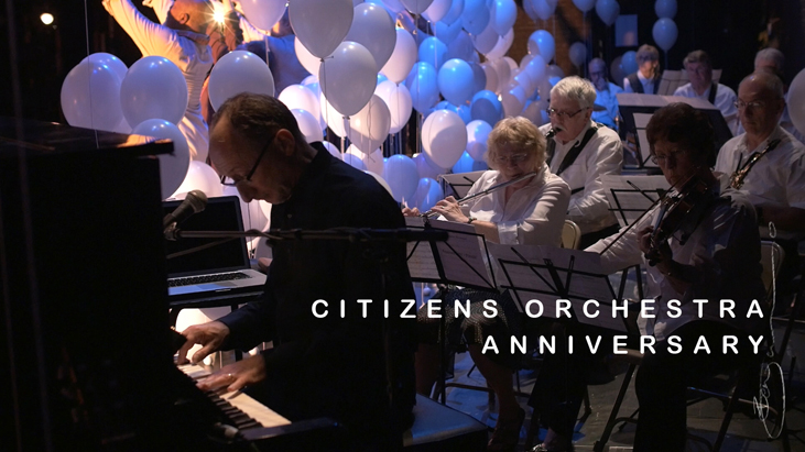 Benjamin Oliver Citizens Orchestra Anniversary