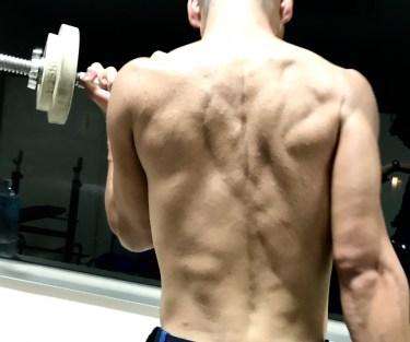 背中の筋トレはチューブを活用しよう!自宅でできる筋トレ方法