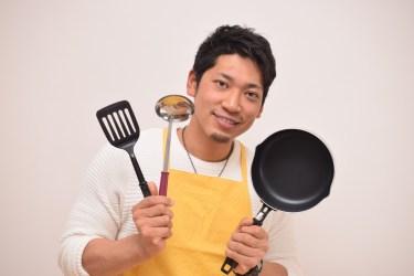 一人暮らしの料理男子はモテる!簡単レシピや節約するコツ
