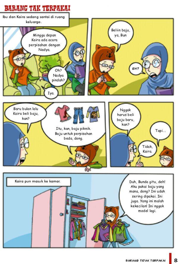 Langkah-langkah Membuat Komik : langkah-langkah, membuat, komik, Membuat, Komik, Pictorial, Oyako, Hanashi