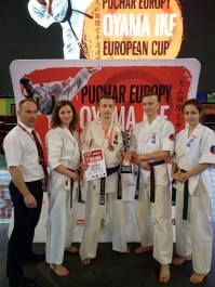 Puchar Europy Oyama Karate