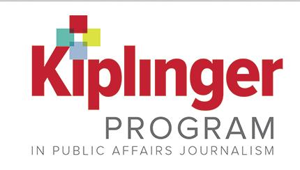 Kiplinger Fellowship