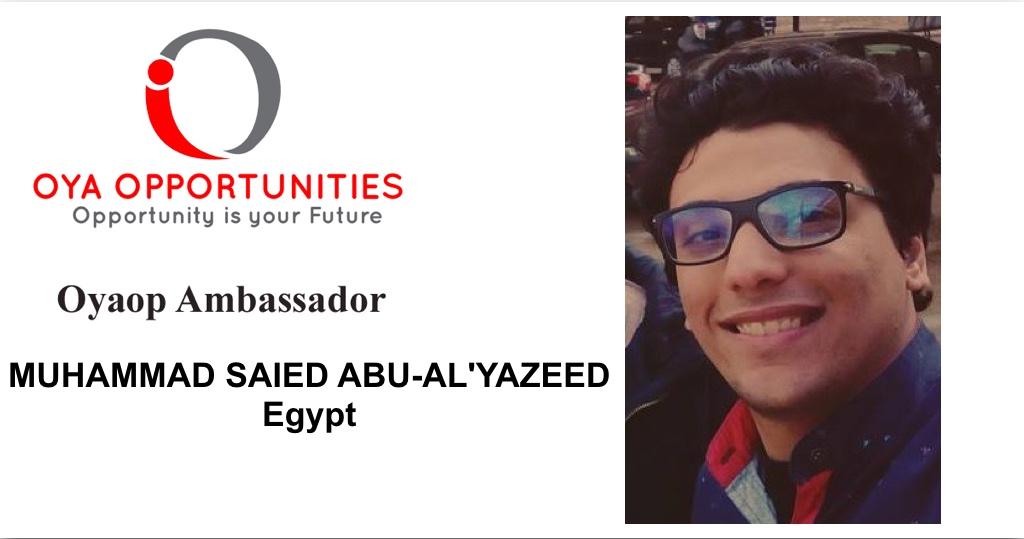 Muhammad Saide Abu Al Yazeed