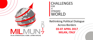 Milan Model United Nations conference in Italy