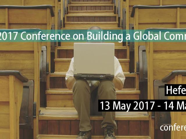2017 Conference on Building a Global Community China