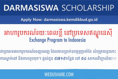 Indonesian Government Scholarships for Students from Developing Countries
