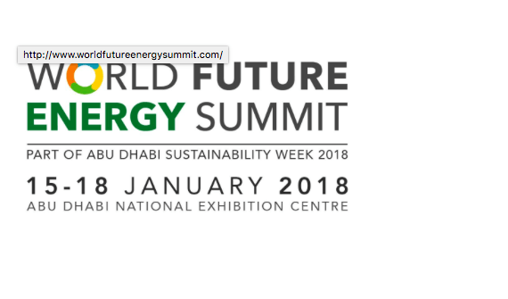 The World Future Energy Summit (WFES)