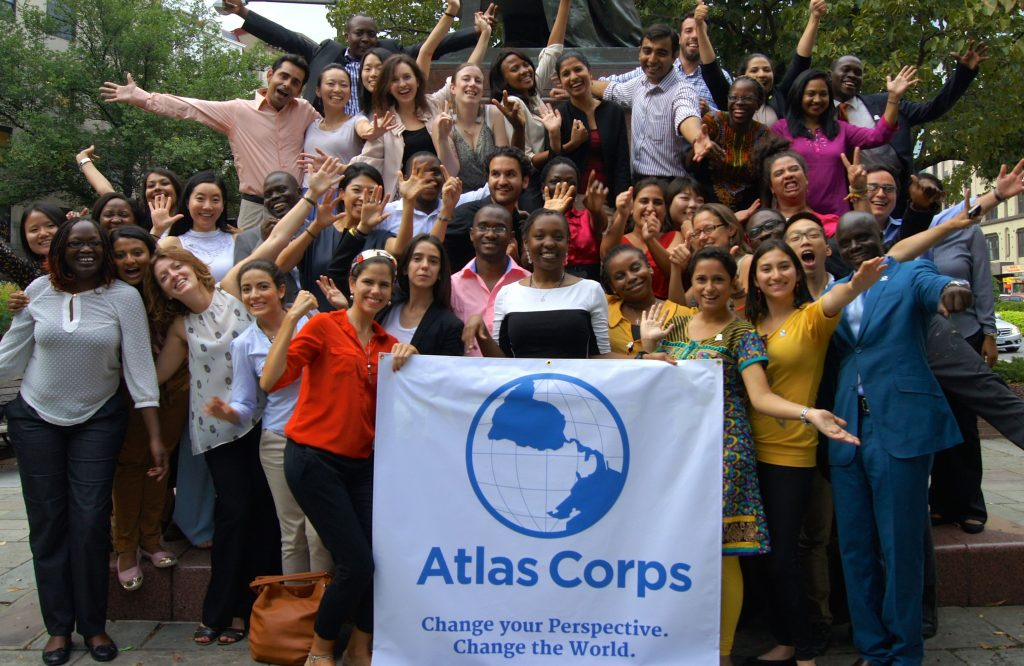Atlas Corps Fellowship in USA