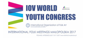 Fifth International Organization of Folk Art (IOV) World Youth Congress