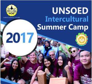 UNSOED Intercultural Summer Camp in Indonesia