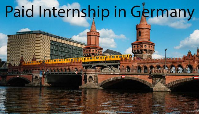 Paid Internship in Netherlands