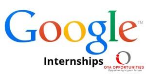 Paid Business Internship at Google, Australia