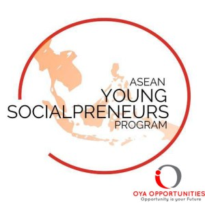 Funded ASEAN Young Socialpreneurs Program 2017