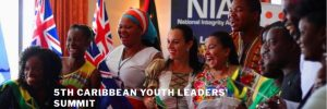 Funded Caribbean Youth Leaders' Summit in Jamaica