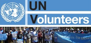 Apply for the UN Youth Volunteer