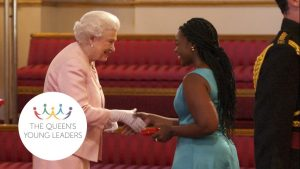 Queen's Young Leader Award
