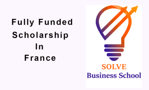 Fully funded scholarship at Solve Business School in FranceFully funded scholarship at Solve Business School in France