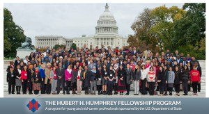 Fully Funded Hubert Humphrey Fellowships in USA for International Students