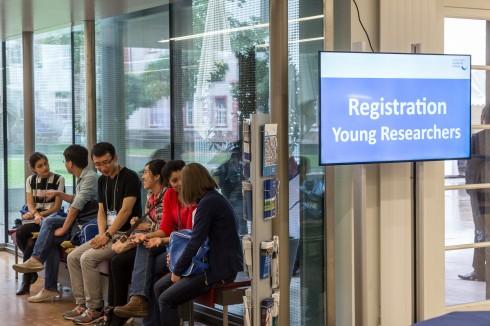 Heidelberg Laureate Forum in Germany