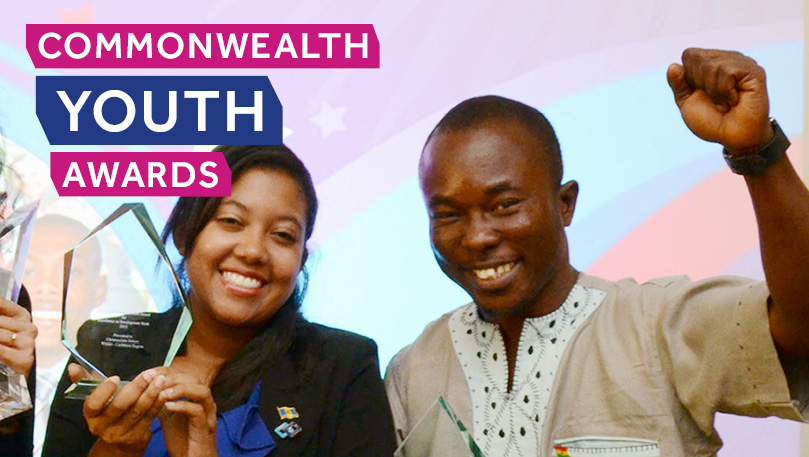 Commonwealth Youth Awards 2018