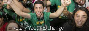 Rotary Youth Exchange Program 2017