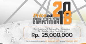 Priceza Young Entrepreneur Competition 2018