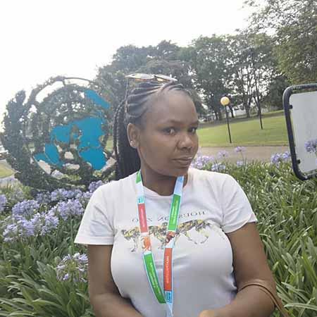 Keneilwe Mathaba