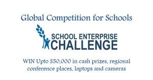 School Enterprise Challenge- Global Business Start-up Award