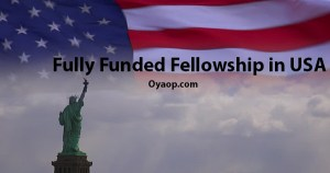 Fully Funded Fellowships 2019 in USA