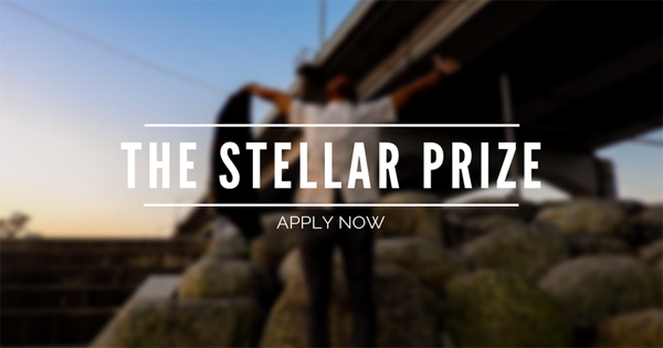 Apply for The Stellar Prize (Fully Funded)