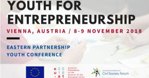 The Eastern Partnership Youth Conference 2018 in Austria