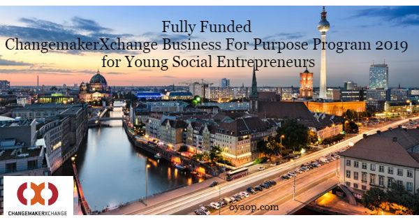 Business For Purpose Program