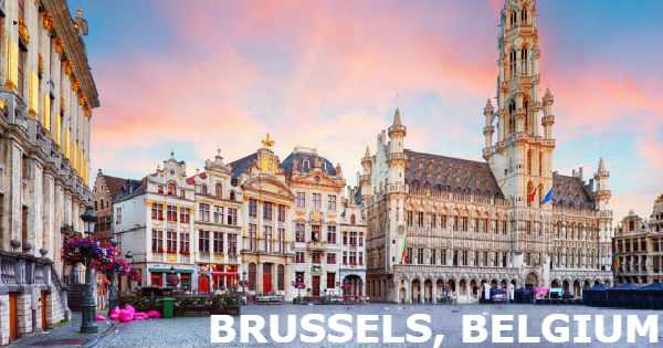 International Conference on Education and E-Learning in Belgium