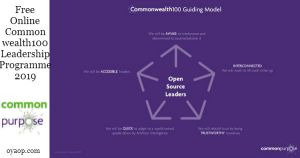 Commonwealth100 Leadership Programme