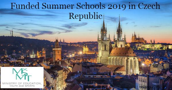 Summer Schools 2019
