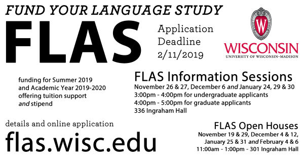 FLAS Fellowships
