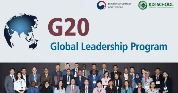G20 Global Leadership Program