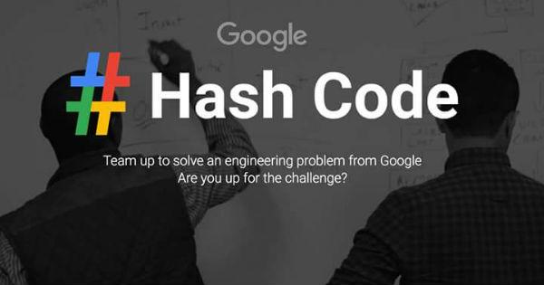 Hash Code Programming Challenge