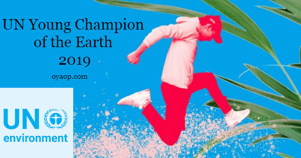 Young Champion of the Earth