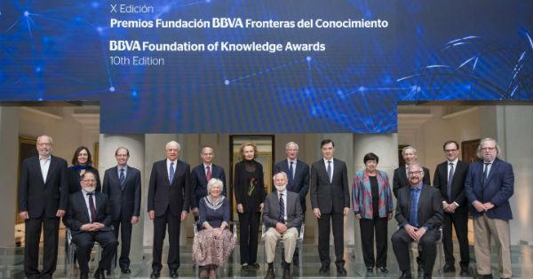 BBVA Foundation Awards