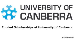 Funded Scholarships at University of Canberra