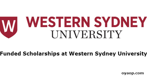 Funded Scholarships at Western Sydney University