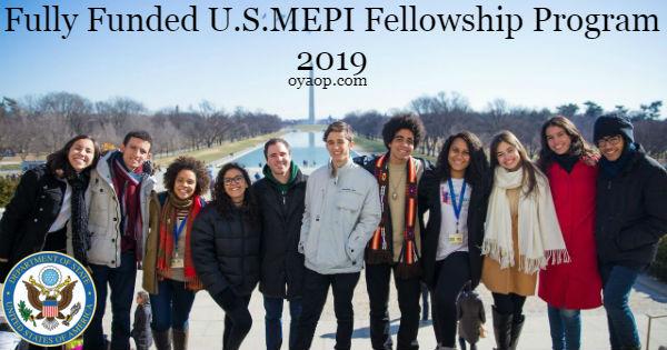 U.S.MEPI Fellowship Program