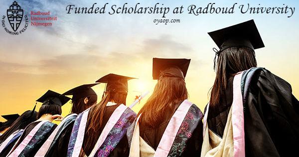 Funded Scholarship