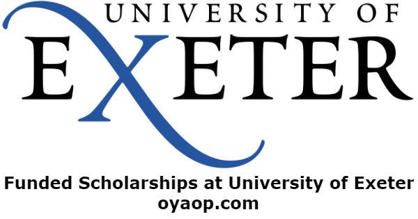 Funded Scholarships at University of Exeter